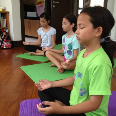 Kidz Yoga Training