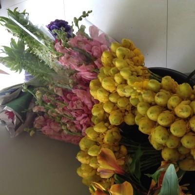 Crafternoon Flower Arranging