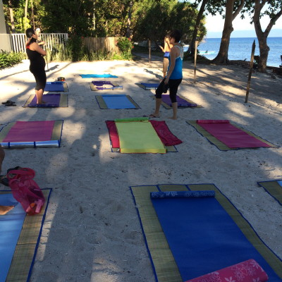 Seachi Yoga Retreat for Beginners (Day 2)