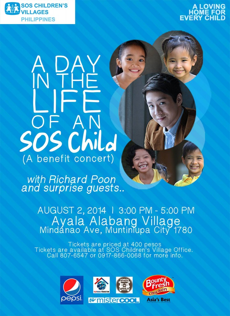 All of the surprise guests have donated their services towards the cause of raising funds for the children of SOS.