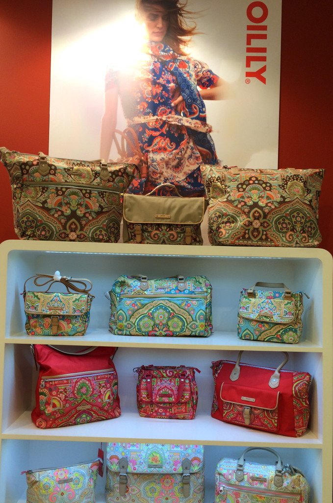Oilily patters and colors are distinctive. They provide a little background into the Dutch company.