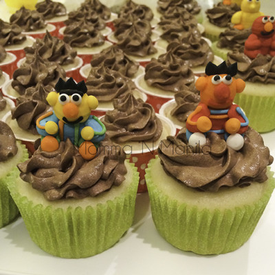 DIY Sesame Street Birthday Party