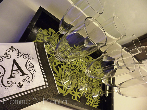 When entertaining guests, I have always loved creating details for my guests to enjoy.