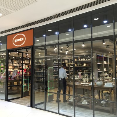 Gourdo's SM Megamall is now OPEN