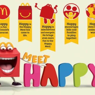Meet Happy!