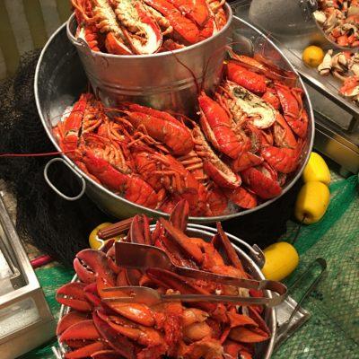 Lobster and Seafood Shack at Makati Shang