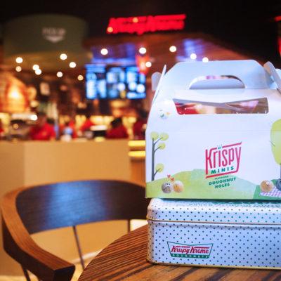 #KrispyKremeMoment