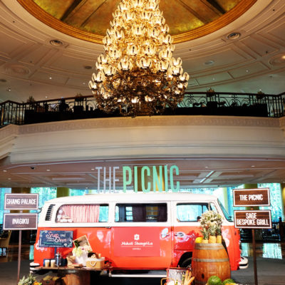 The Picnic by Makati Shangrila