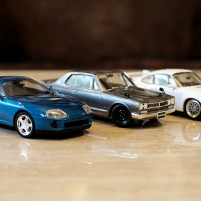 Benefits of Building Model Cars